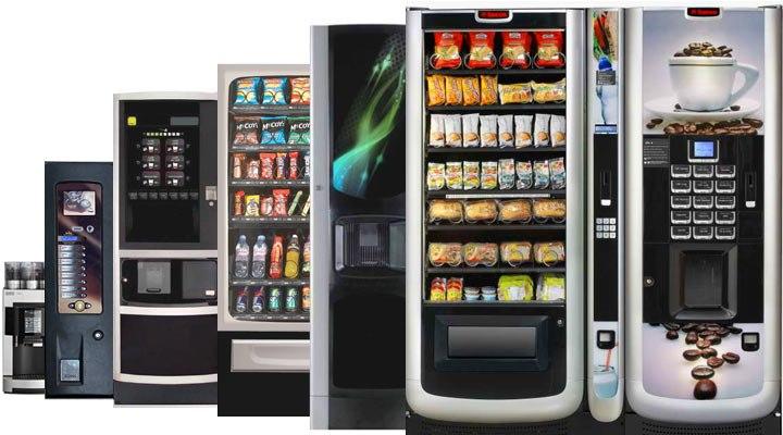 modeles distributeurs automatiques