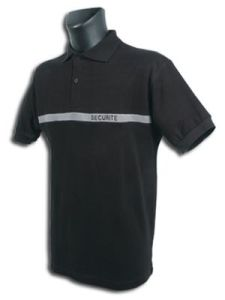 polo-t-shirt-securite-noir
